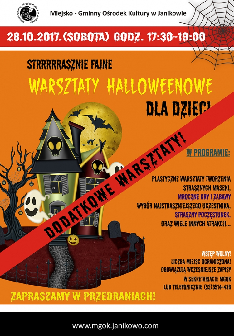 warsztaty hallowenowe22www